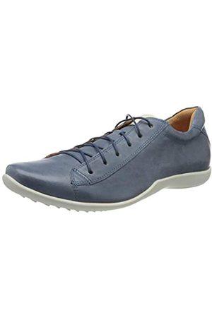 Think! 686611_Stone, Zapatos de Cordones Derby para Hombre, (Denim/Kombi 84)