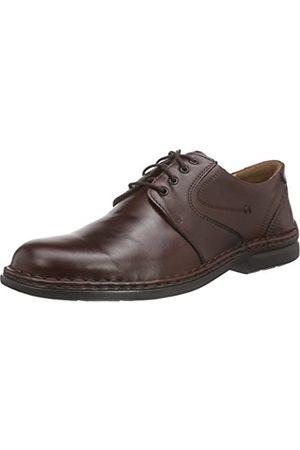 Josef Seibel Walt, Zapatos de Cordones Derby para Hombre, (Brandy)