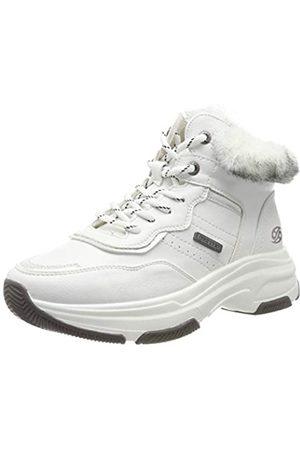 Dockers 44dc305, Zapatillas para Mujer, (Weiss 500)