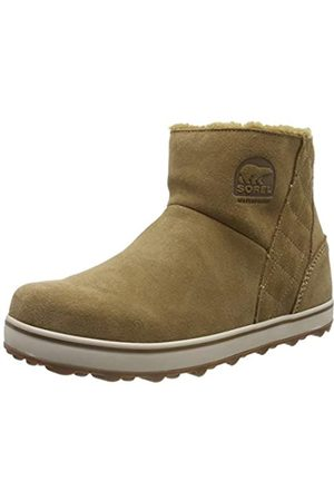 sorel Glacy Short, Botas para Mujer, (Delta/Autumn Bronze 257)