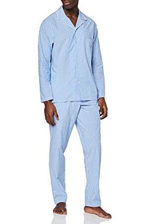 Hom Normandy Long Woven Sleepwear Juego de Pijama