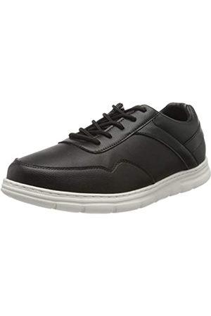 Chung Shi Canberra, Zapatos de Cordones Oxford para Hombre, (Schwarz I 8851010)