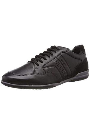 Geox U Timothy A, Zapatos Derby para Hombre, (Black C9999)
