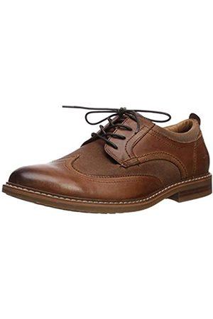 Skechers Bregman Modeso, Zapatos de Cordones Oxford para Hombre, (Cognac Cog)