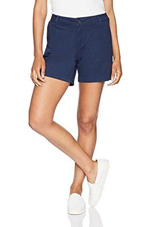 "Amazon 5"" Inseam Solid Chino Short Pantalones Cortos Informales"