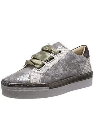 Marc Verena, Zapatillas para Mujer, (Caruso-Pittone Metallic Grey 00753)
