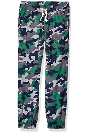 Spotted Zebra Woven Lined Jogger Pants Athletic