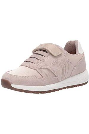 Geox J Alben Girl A, Zapatillas para Niñas, ( C5000)