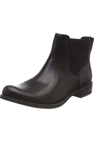 Timberland Magby Low Chelsea, Zapatillas Chukka para Mujer, (Black Full Grain)