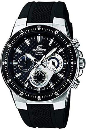 Casio EF-552-1AVEF EDIFICE - Reloj en caja sólida de acero inoxidable, 10 BAR, para Hombre