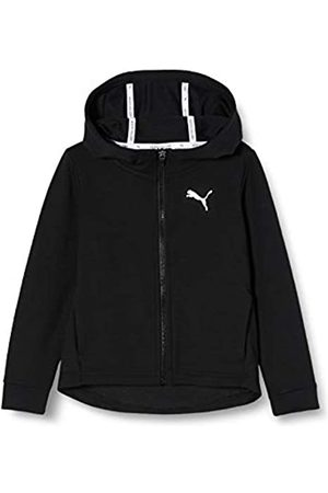 Puma Modern Sports Jacket G Chaqueta De Entrenamiento, Niñas, Black