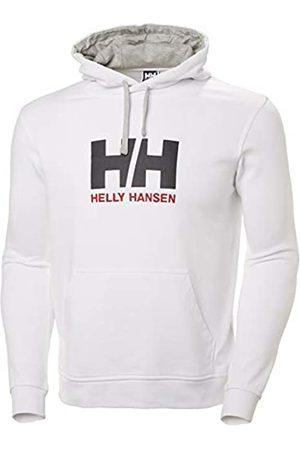 Helly Hansen Logo Hoodie Sudadera con Capucha, Hombre