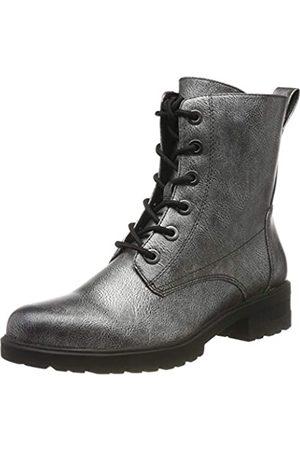 Tamaris 1-1-25280-23, Botas Militar para Mujer, (Dark Pewter 990)