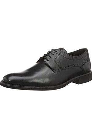 Lloyd PIZZARO, Zapatos de Cordones Derby para Hombre, (Schwarz 0)