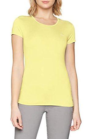 Columbia Mujer Camiseta, PEAK TO POINT NOVELTY SHORT SLEEVE, Poliéster, Talla: M
