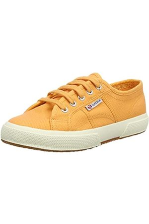 Superga Unisex Kids' 2750 Jcot Classic Low-Top Sneakers, (Orange Clay)