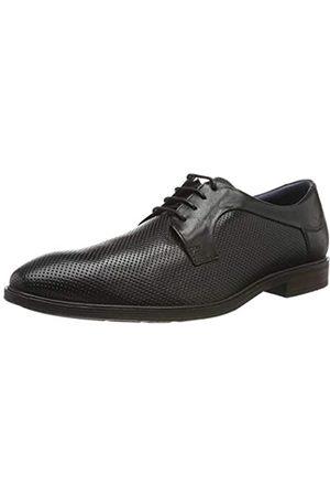 Josef Seibel Jonathan 09, Zapatos de Cordones Derby para Hombre, (Schwarz 100)