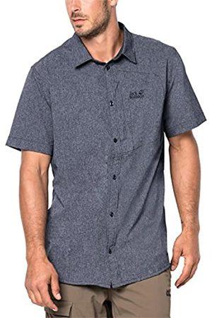 Jack Wolfskin Barrel Camisa para Hombre, Hombre, 1402691