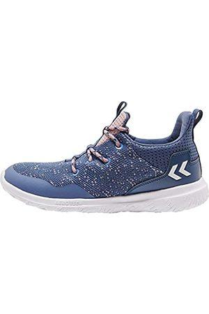 Hummel Actus Trainer, Zapatillas para Mujer, (Bijou Blue 8246)