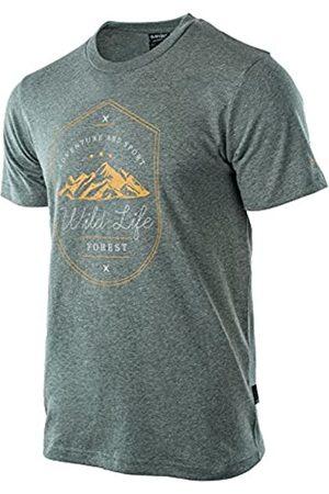 Hi-Tec – Wilde – Camiseta de, Hombre, Wilde