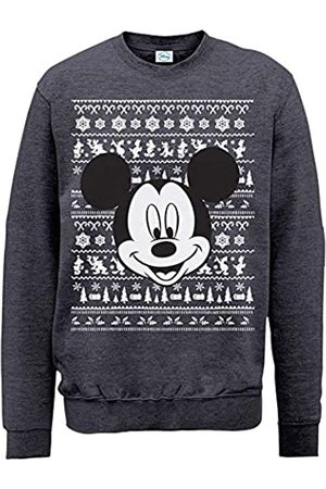 Brands In Limited Mouse Christmas Mickey Head Sudadera