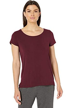 Amazon Relaxed Short-Sleeve Sleep T-Shirt Pajama-Tops