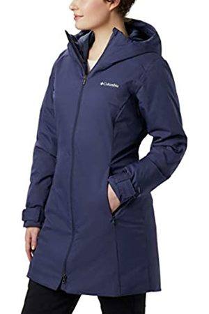 Columbia Autumn Rise Mid Jacket Chaqueta Impermeable, Mujer