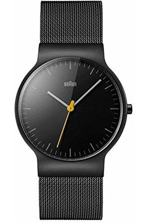 von Braun BN0211BKMHG - Reloj de pulsera con correa de acero inoxidable para hombre