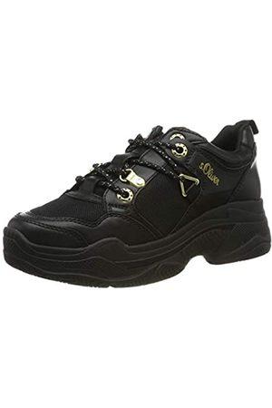 s.Oliver 5-5-23624-23, Zapatillas para Mujer, (Black Comb 098)