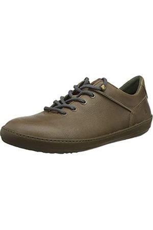 El Naturalista NF66 Soft Grain Meteo, Zapatos de Cordones Brogue para Hombre, (Plume Plume)