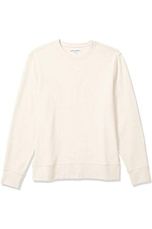 Amazon Sudadera de Manga Larga Ligera de Felpa Francesa con Cuello Redondo Athletic-Sweatshirts