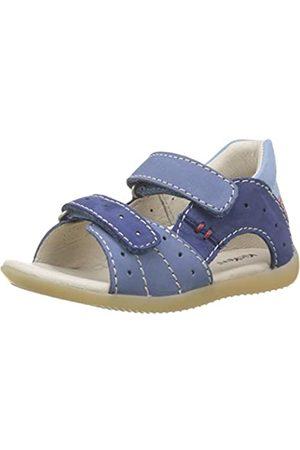 Kickers Boping-2, Sandalias para Bebés, (Bleu Tricolore 53)
