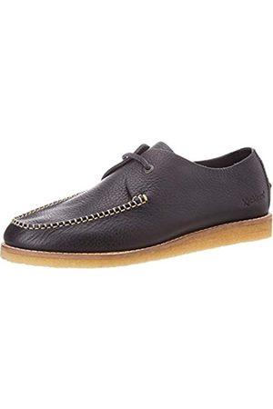Kickers Moklay, Zapatos de Cordones Derby para Hombre, (Marine 10)