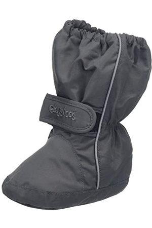 Playshoes Zapatos de Invierno Forro Polar, Botas de Nieve Unisex Niños, (Grau 33)
