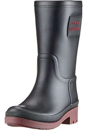 Tommy Hilfiger Warmlined Rainboot, Botines para Mujer