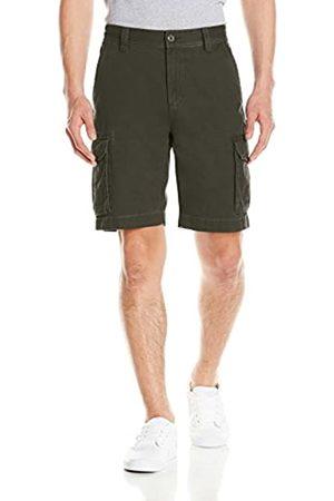 Amazon Classic-Fit Cargo Short Pantalones Cortos