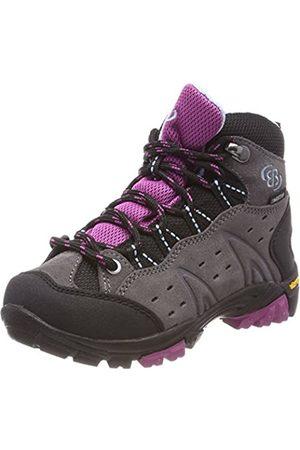 Bruetting Mount Bona Kids, Zapatos de High Rise Senderismo para Niñas