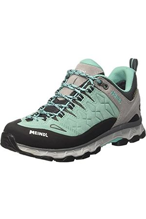 Meindl Lite Trail G, Zapatillas de Marcha Nórdica para Mujer, (Turkis/Gra)