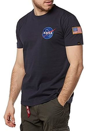Alpha Industries Space Shuttle T Sr Camiseta de Manga Corta
