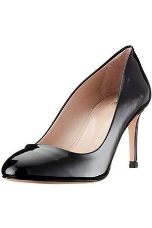 HUGO BOSS Allison Pump70-p 10219138 01, Zapatos de Tacón para Mujer, (Black 001)