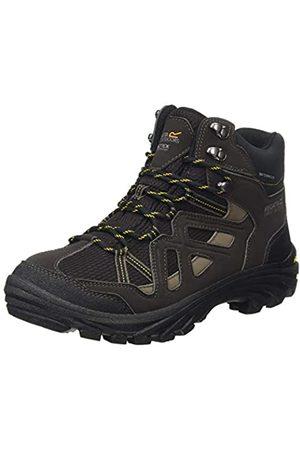 Regatta Burrell II, Walking Shoe Mens, Peat/Treetop
