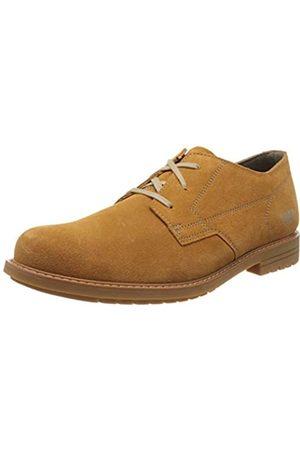 Cat Footwear Ethan, Zapatos de Cordones Derby para Hombre, (Pumpkin Spice Ginger)