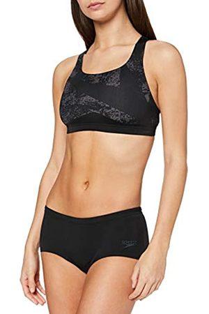 Speedo 2 Piezas con Inserto Boomstar Bikini, Mujer