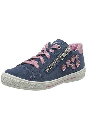 Superfit Tensy, Zapatillas para Niñas, (Blau/ 80)