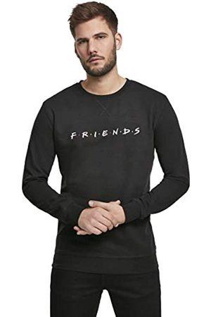 Merchcode Camiseta de Manga Corta para Hombre, diseño con Logo de Amigos