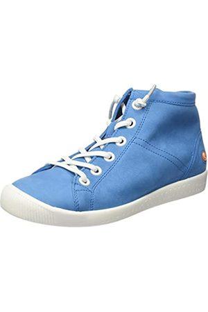 softinos Isleen2586sof, Zapatillas Altas para Mujer, (Royal Blue 004)