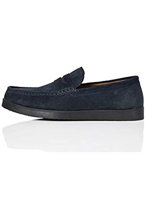 FIND Marca Amazon - Fenton Mocasines, Black