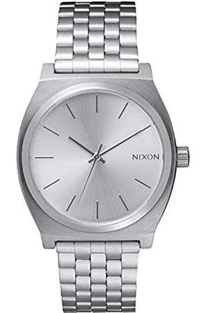 Nixon Reloj Analógico para Unisex Adultos de Cuarzo con Correa en Acero Inoxidable A045-1920-00