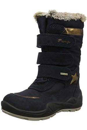 Primigi Gore-Tex Pwi 43807, Botas de Nieve para Niñas, Notte/BLU Scuro 4380744