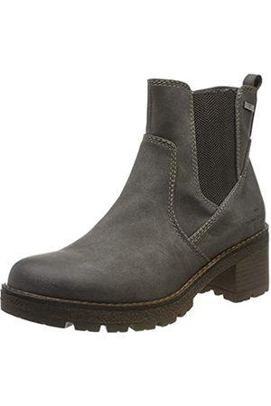TOM TAILOR 7991605, Botines para Mujer, (Coal 00013)